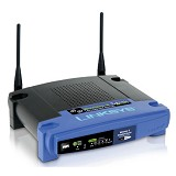 LINKSYS Wireless-G Router [WRT54GL-AS] - Router Consumer Wireless